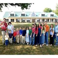 O familie cu 17 copii