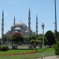 Istanbul , Moscheea Albastra