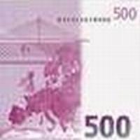 hartia de 500 euro