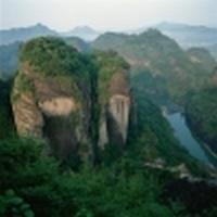 Plimbare prin muntii Chinei