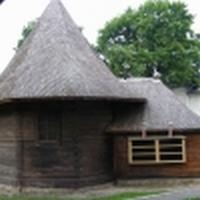 Bisericuta de lemn  din Dorohoi