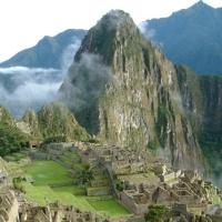 PERU-MACHU PICCHU.