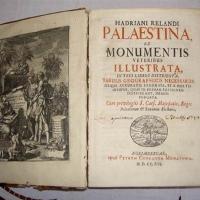 Tur prin Palestina in 1695 -Arabii si Israel