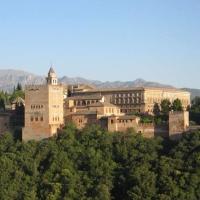 ALHAMBRA GRANADA SPANIA