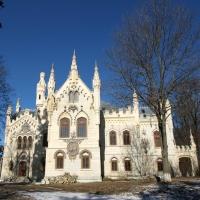 Castelul Sturza din Miclauseni