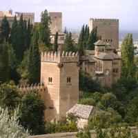 Alhambra, Granada, Spania!