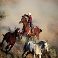 COWBOY&wILD WEST.pps