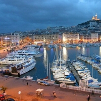 THE PORTS OF FRANCE