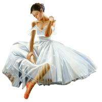 Dansul unei balerine
