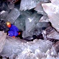 Naica MEXIC - pestera cu cristale gigant
