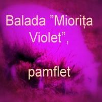 Balada Miorita violet