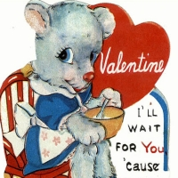 VALENTINE CARDS WITH FUNNY  MESSAGES