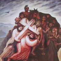 Chipul lui Iisus in pictura lui Octavio Ocampo