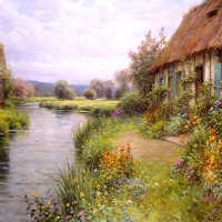 LOUIS ASTON KNIGHT PAINTER