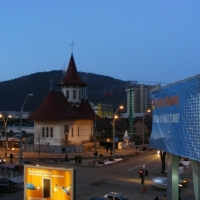 Piatra Neamt - Imagini din telegondola..pps