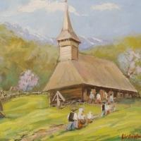 Andrei Branisteanu, picturi