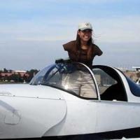 Jessica Cox - fara brate atingand cerul