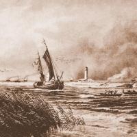 Dunarea in vechi timpuri