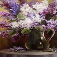 PICTORIŢA ANCA BULGARU-Flori