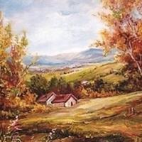 PICTORIŢA ANCA BULGARU-Peisaje(Prima parte)