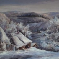 PICTORIŢA ANCA BULGARU-Peisaje(Partea a doua)