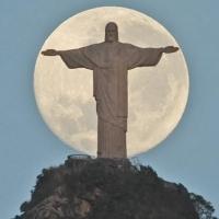 Cristo Redentor - Rio Janeiro, Br