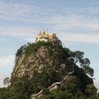 Manastire in Myanmar