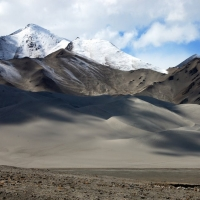 Pamirs iceberg wonders  of China