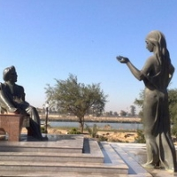 A tour in Baghdad