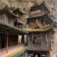 Manastirea suspendata