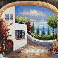 Costa Mediterrânea em Pinturas- 05