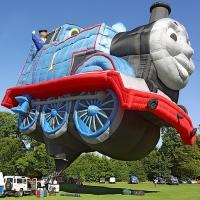 Montgolfieres - Balões Coloridos