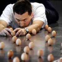 Trabalho com Ovos