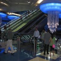Metroul din Dubai!