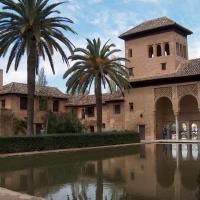 Gradinile Alhambra din Grenada