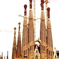 Espanha Barcelona - A Sagrada Família