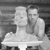 Sculpturi din sarma de gard