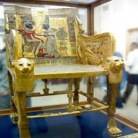Muzeul de egiptologie-Cairo