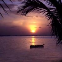Le calme et le sielence de la mer