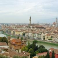 Orasul Florenta, Italia!