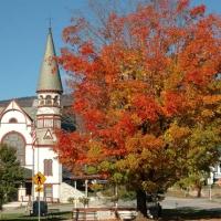 Colorile statului Vermont, USA
