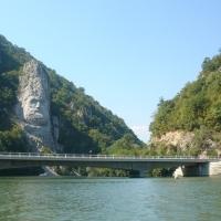 Romania Portile de Fier (Clisura Dunarii)
