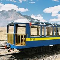 Trains Sud America.