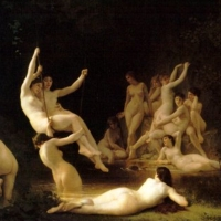 WILLIAM ADOLPHE BOUGUEREAU PAINTER