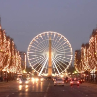 Champs Elysees -Noel 2009