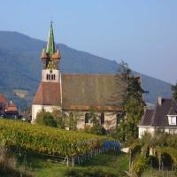 Franta - Regiunea Alsacia