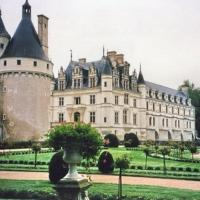 3 castele de pe Valea Loarei (Franta)