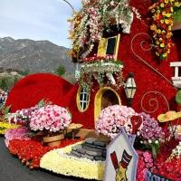 Festivalul de flori Passadena