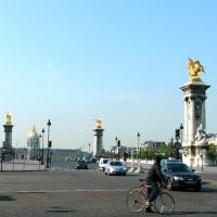 Paris Podul Alexandre-III