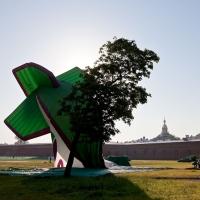 Sankt Petersburg din balon